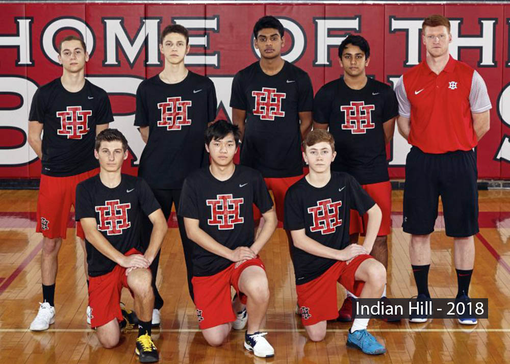 Indian Hill Tennis Team