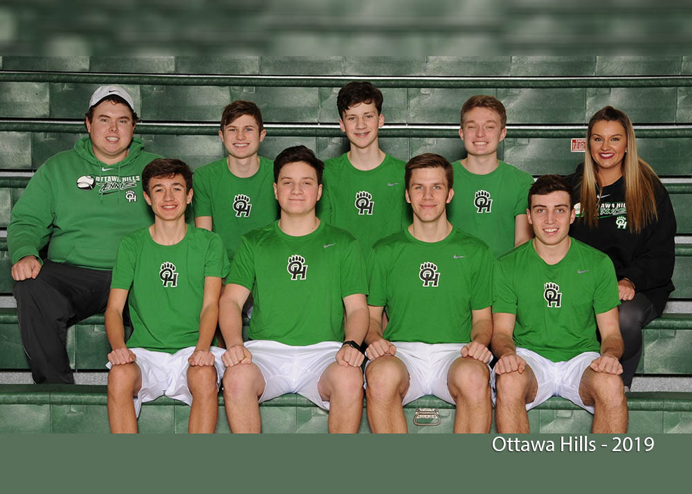 Ottawa Hills Tennis Team