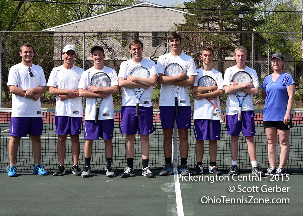 Pickerington Central Tennis Team