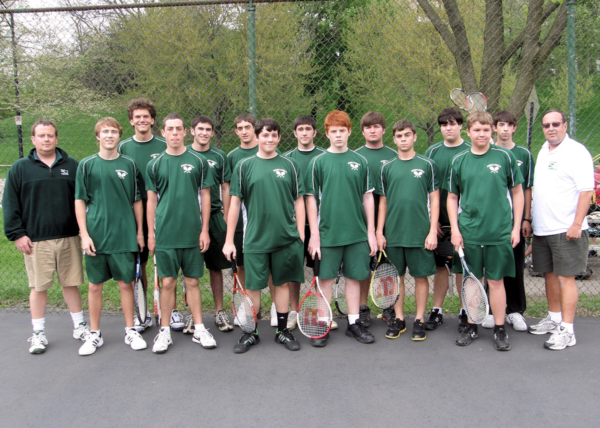 Fisher Catholic Tennis Team