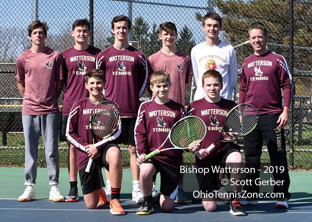Bishop Watterson Tennis Team