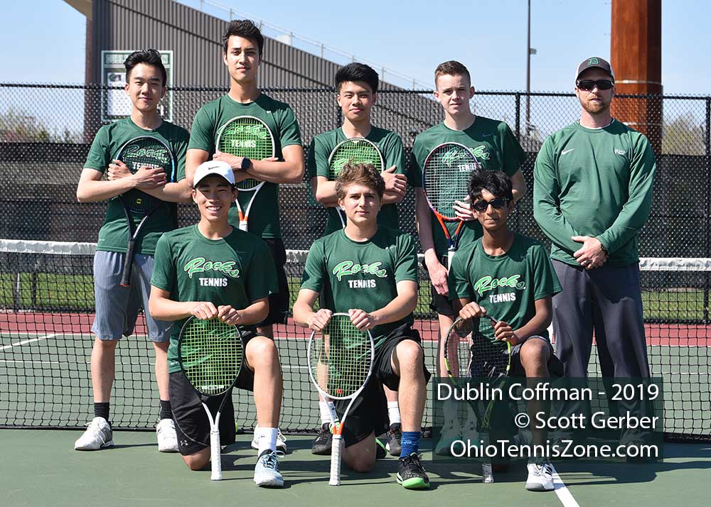 christian singles in tuckerman Academy finished third with 101 points, behind worthington christian (130) and london (121) and ahead of whitehall  arie tuckerman finished first in singles, .
