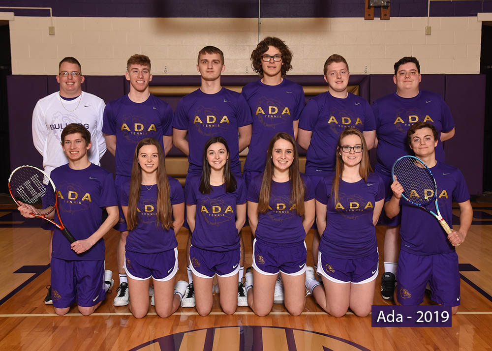 Ada Tennis Team
