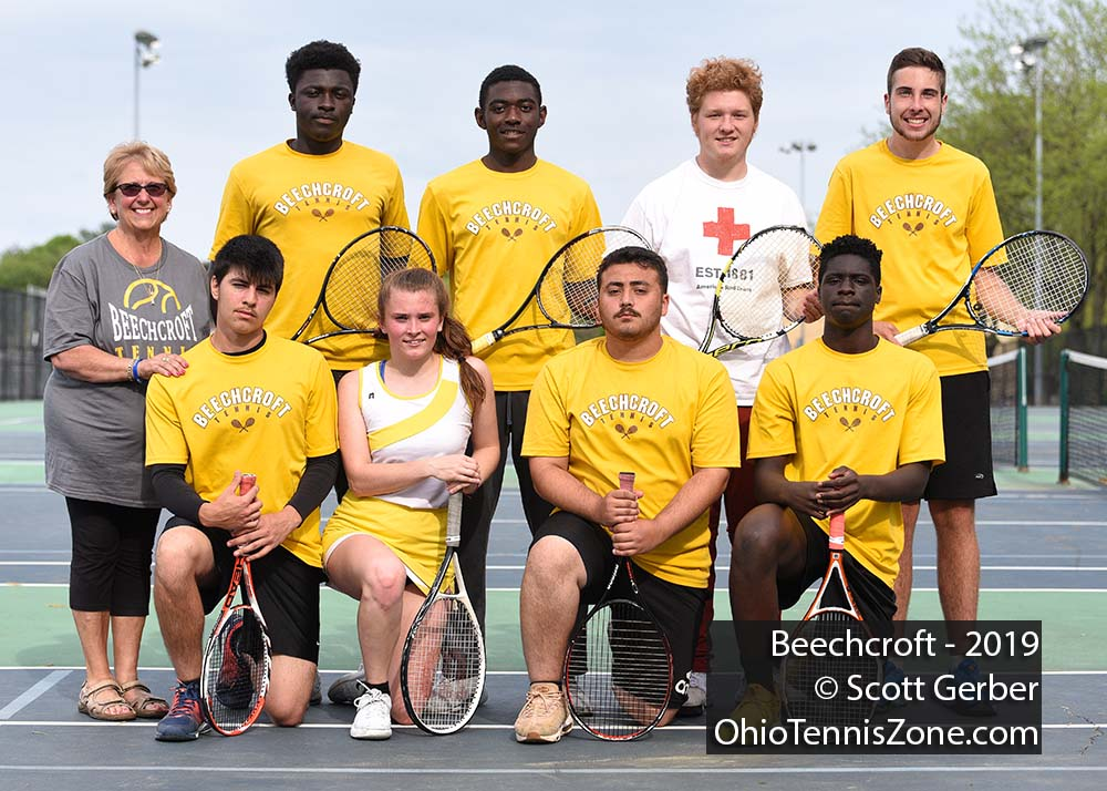 Beechcroft Tennis