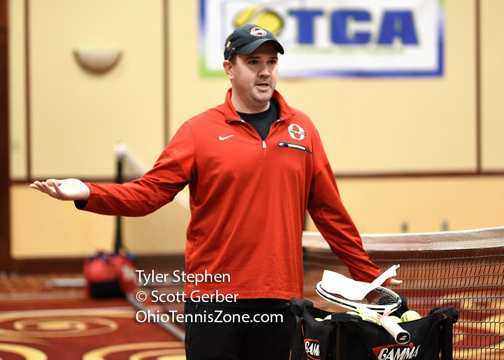 Coach Tyler Stephen