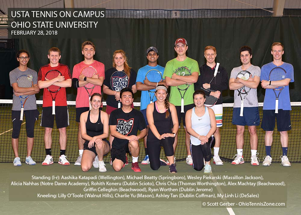 USTA Tennis on Campus