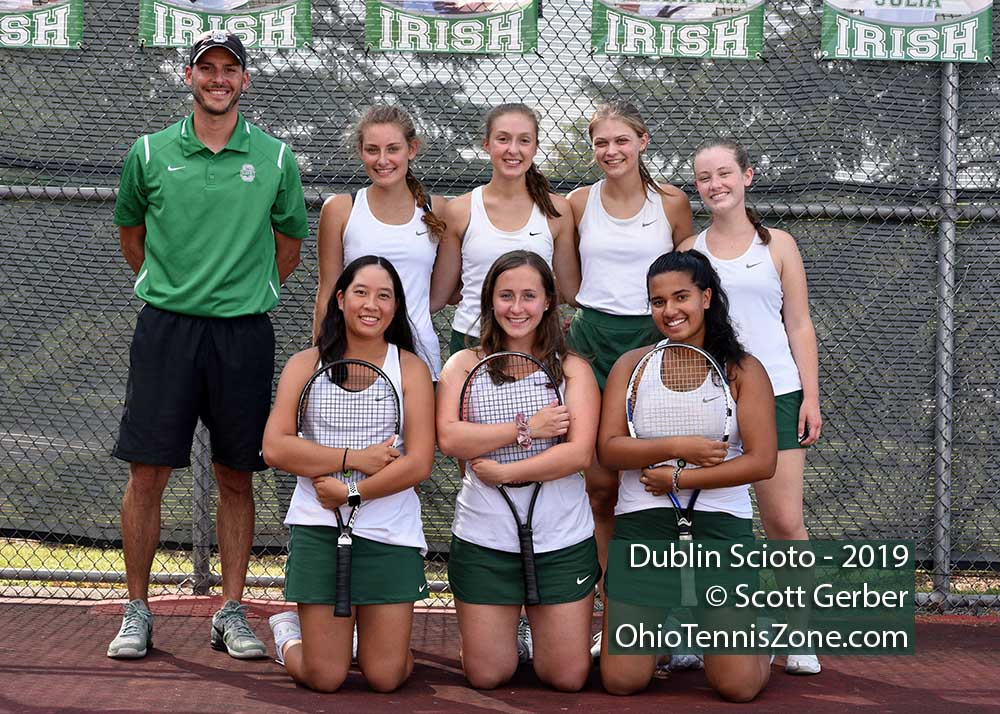 Dublin Scioto Tennis Team