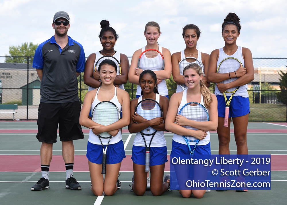 Olentangy Liberty Tennis Team