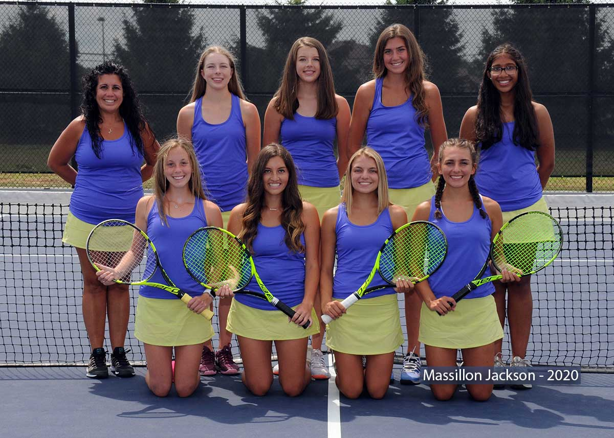 Massillon Jackson Tennis Team