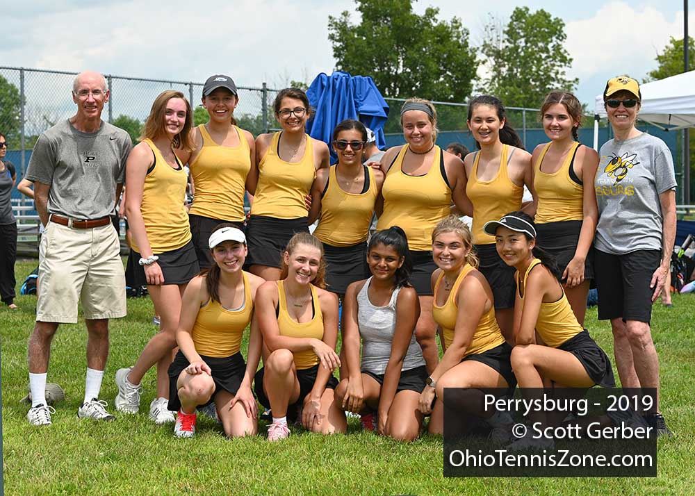 Perrysburg Tennis Team