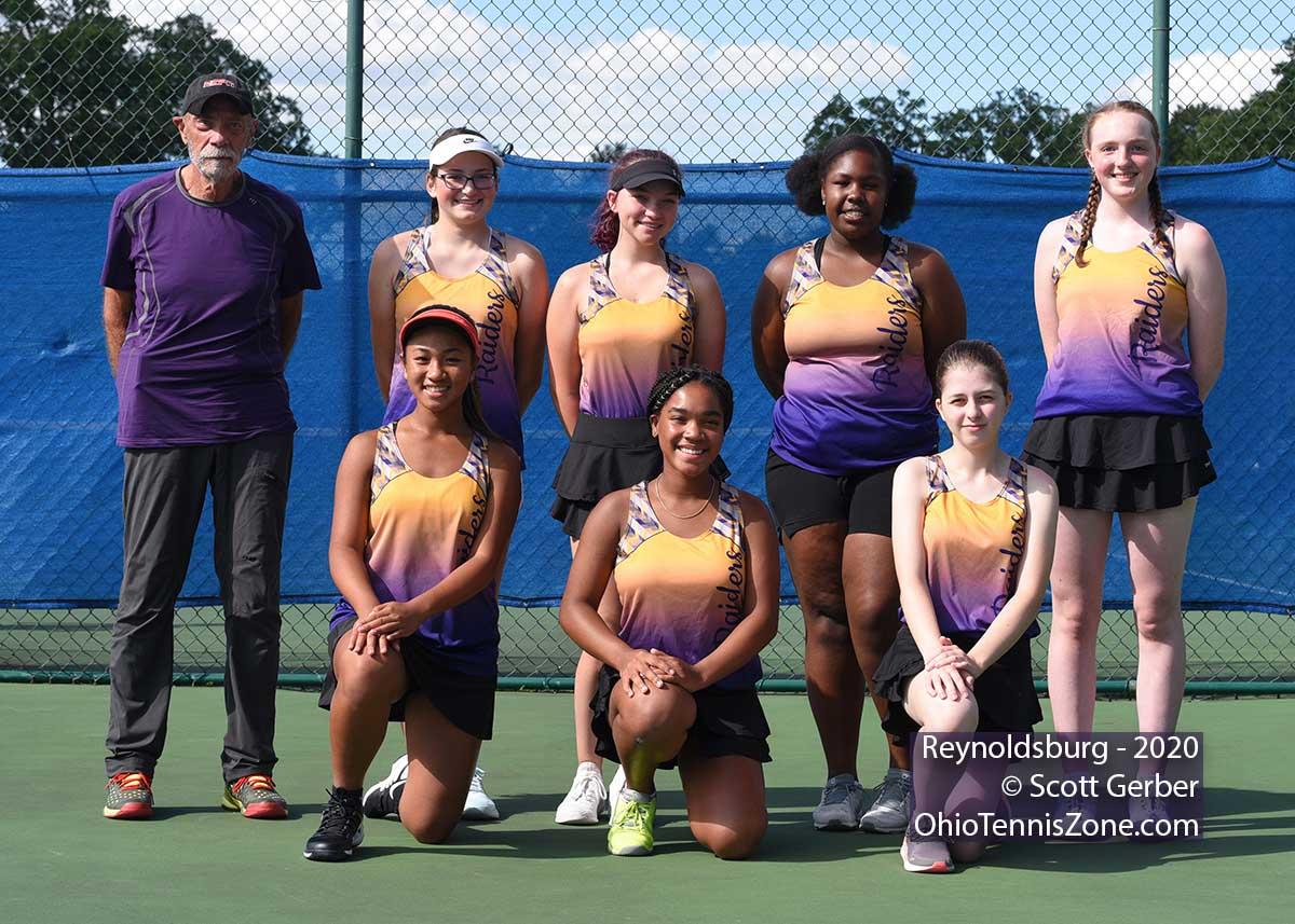 Reynoldsburg Tennis Team
