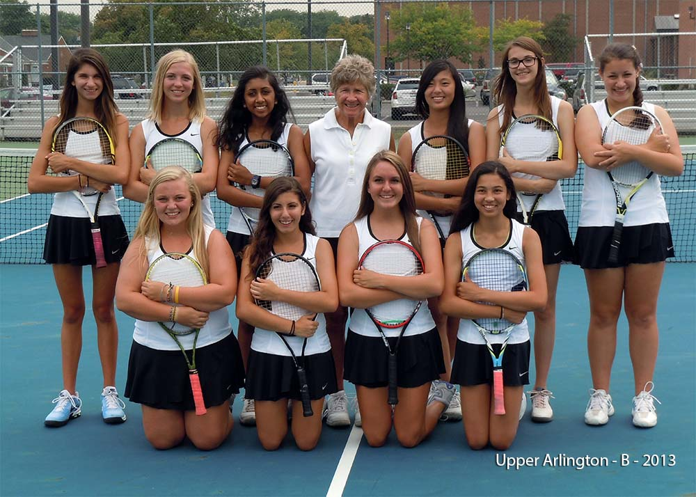 Upper Arlington-B Tennis Team
