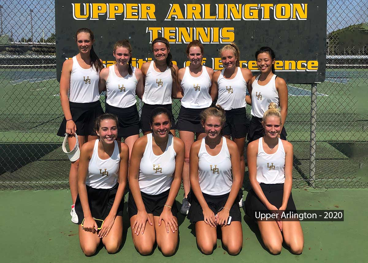 Upper Arlington Tennis Team