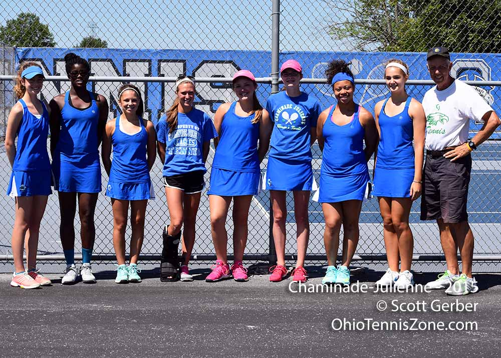 Chaminade-Julienne Tennis Team