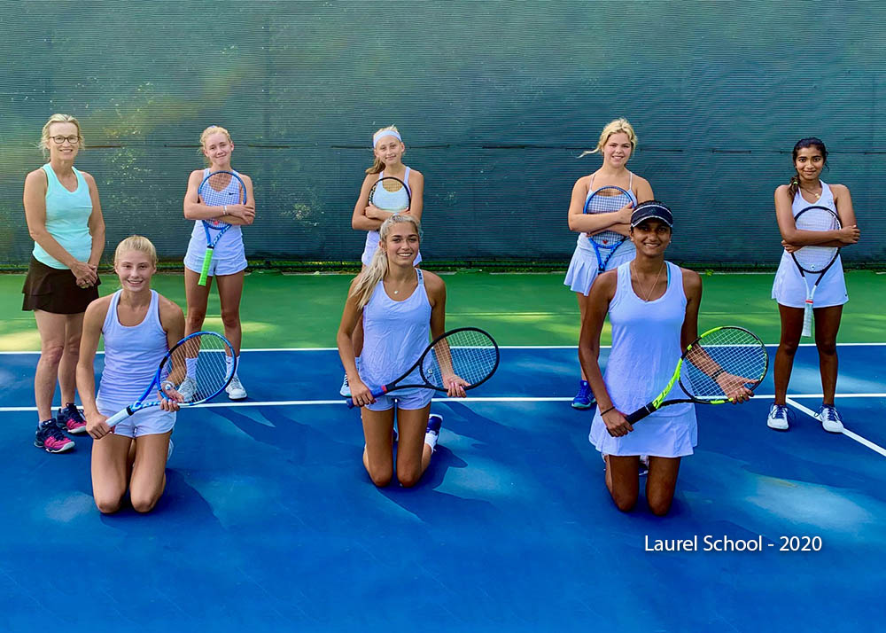 Laurel Tennis Team