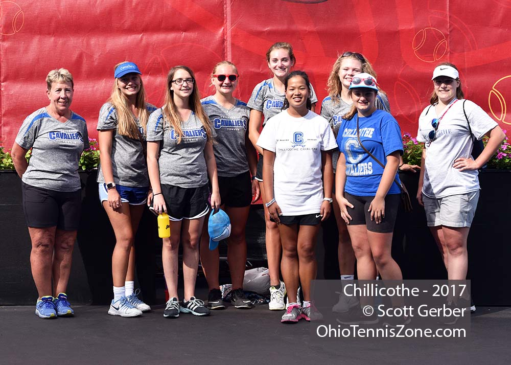 Chillicothe Tennis Team