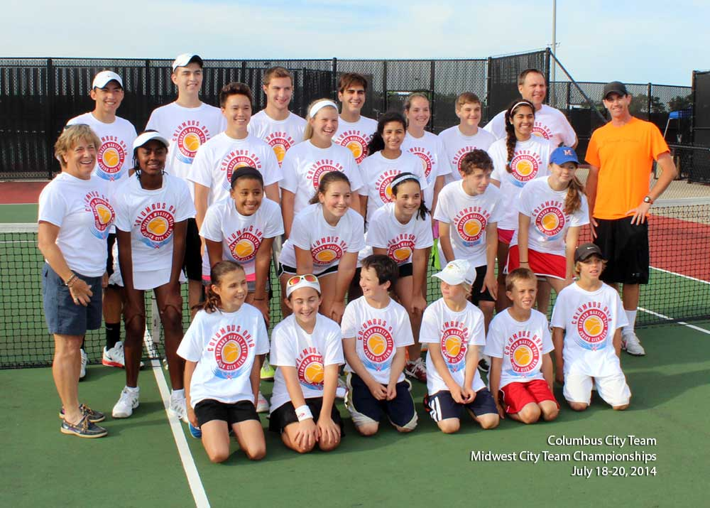 Competitors in Midwest City Team Championships