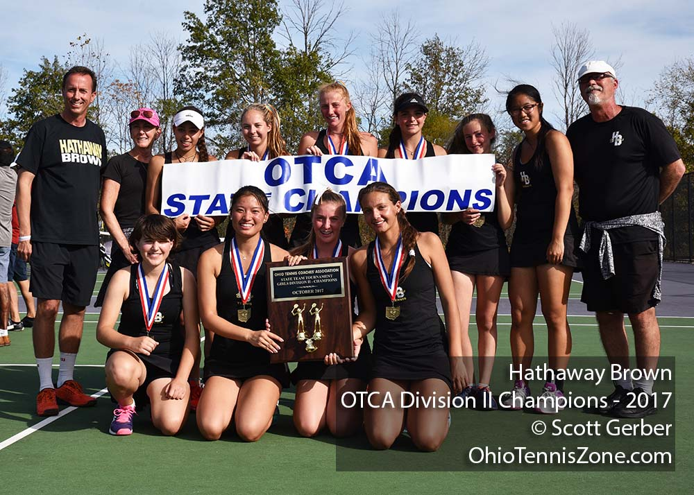 Hathaway Brown OTCA D2 Champs