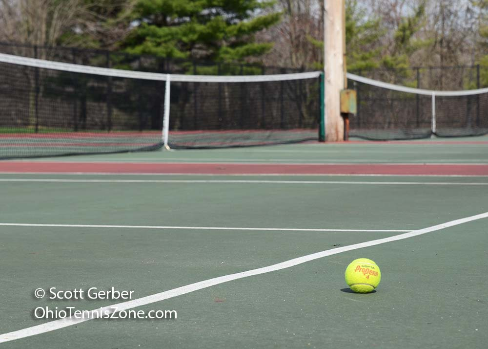 Thomas Worthington Tennis