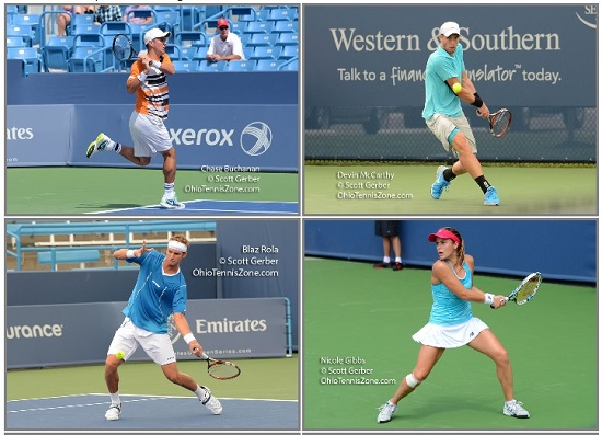 Western & Southern Open Photos